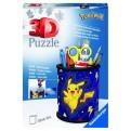 POKEMON - PUZZLEBALL 3D PORTAPENNE 54 PZ