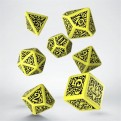 SCTS58 - SET 7 DADI CALL OF CTHULHU THE OUTHER GODS HASTUR