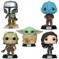 STAR WARS: THE MANDALORIAN - 52467 POP FUNKO VINYL FIGURES ASSORTMENT (6)
