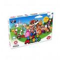 SUPER MARIO PUZZLE - MARIO AND FRIENDS 500PZ