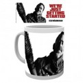 TABGBY046 - THE WALKING DEAD - MUG 300ML - GETTIN STARTED