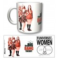 TBBT45 - TAZZA THE BIG BANG THEORY ALL WOMEN