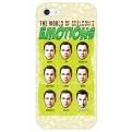 TBBT56 - COVER IPHONE 6-6S THE BIG BANG THEORY SHELDON'S EMOTIONS OPACA