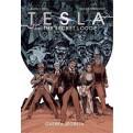 TESLA AND THE SECRET LODGE - GUERRA SEGRETA - VARIANT COVER