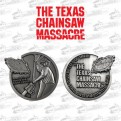 TEXAS CHAINSAW MASSACRE - MEDALLION LIMITED EDITION - THE TEXAS CHAINSAW MASSACRE