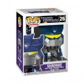 TRANSFORMERS - POP FUNKO VINYL FIGURE 26 SOUNDWAVE 9CM