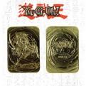 YU-GI-OH! - METAL GOLD CARD REPLICA - BLACK LUSTER SOLDIER