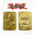 YU-GI-OH! - METAL GOLD CARD REPLICA - DARK MAGICIAN
