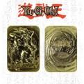 YU-GI-OH! - METAL GOLD CARD REPLICA - EXODIA THE FORBIDDEN ONE