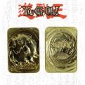 YU-GI-OH! - METAL GOLD CARD REPLICA - KURIBOH