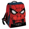 ZAINO ESTENDIBILE CON LUCE LED SPIDER-MAN PACK (2PZ)