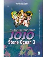 LE BIZZARRE AVVENTURE DI JOJO - STONE OCEAN 3
