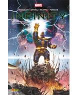 MARVEL MINISERIE 148 - INFINITY 4 - COVER GENERALI