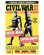 MARVEL MINISERIE 176 - CIVIL WAR II 1 - VARIANT COVER