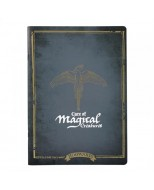 NBA4PHP11 - HARRY POTTER - A4 NOTEBOOK - HARRY POTTER (MAGICAL CREATURES)