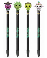 RICK AND MORTY - PEN TOPPERS - ESPOSITORE 16 PZ - LONDON TOY FAIR REVEALS 2018