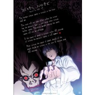 ABYDCO036 - DEATH NOTE - LAMINATED POSTER LIGHT & RYUK