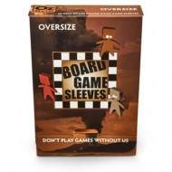 AT-10428 - 50 BUSTINE BOARD GAME - NON-GLARE OVERSIZE (79X120)