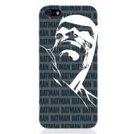 BATMAN64 - COVER IPHONE 5 BATMAN MILLER DARK KNIGHT FACE OPACA