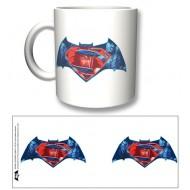 BVS09- TAZZA BATMAN V SUPERMAN LOGO