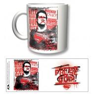 BVS13 - TAZZA BATMAN V SUPERMAN FALSE GOD