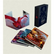 D&D 5.0 - CORE RULEBOOK GIFT SET - ENG