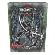 D&D 5.0 - DUNGEON TILE REINCARNATED CITY - ENG