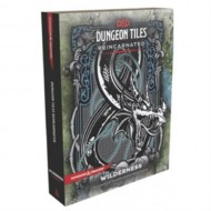 D&D 5.0 - DUNGEON TILE REINCARNATED WILDERNESS - ENG
