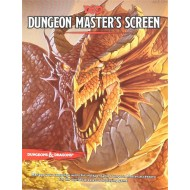 D&D 5.0 - DUNGEONS AND DRAGONS DUNGEON MASTER SCREEN