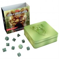 D&D 5.0 - DUNGEONS AND DRAGONS TOMB OF ANNIHILATION DICE