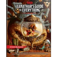 D&D 5.0 - DUNGEONS AND DRAGONS XANATHAR'S GUIDE TO EVERYTHING