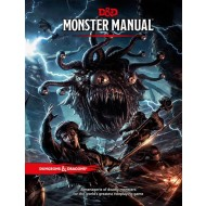 D&D 5.0 - MONSTER MANUAL - ENG