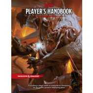 D&D 5.0 - PLAYER'S HANDBOOK - ENG