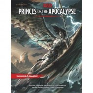 D&D 5.0 - PRINCES OF THE APOCALYPSE ADVENTURE - ENG