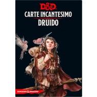 D&D 5A EDIZIONE ITA - CARTE INCANTESIMO DRUIDO