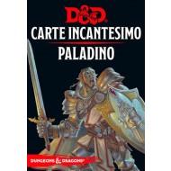 D&D 5A EDIZIONE ITA - CARTE INCANTESIMO PALADINO