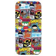 DCHIBI01 - COVER IPHONE 6-6S HEROES COMICS OPACA
