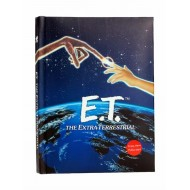 E.T - NOTEBOOK WITH LIGHT - E.T