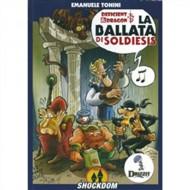 FUMETTICRUDI VOL. 2 - DEFICIENTS & DRAGONS - LA BALLATA DI SOLDIESIS