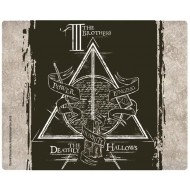 HP30 - MOUSEPAD HARRY POTTER DEATHLY HALLOWS