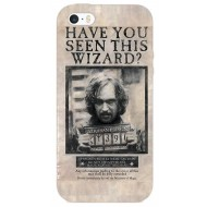 HP36 - COVER IPHONE 6-6S HARRY POTTER SIRIUS BLACK