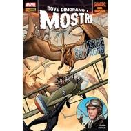 MARVEL CROSSOVER 89 - DOVE DIMORANO I MOSTRI