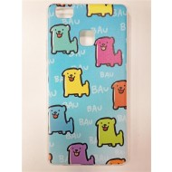 SIO09 - COVER I-PHONE 7 PLUS CANE MAGICO PATTERN