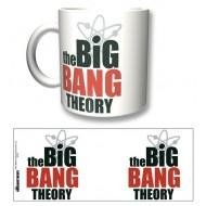 TBBT23 - TAZZA THE BIG BANG THEORY LOGO