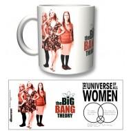 TBBT45 - TAZZA THE BIG BANG THEORY ALL WOMEN