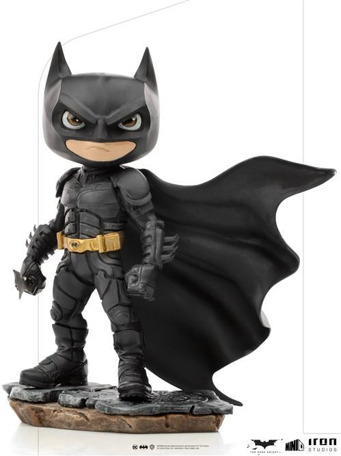 DC COMICS: THE DARK KNIGHT - MINICO FIGURE - BATMAN - STATUA 16CM