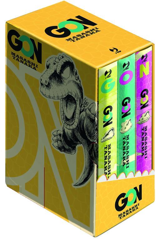 GON BOX (VOL 1-3)