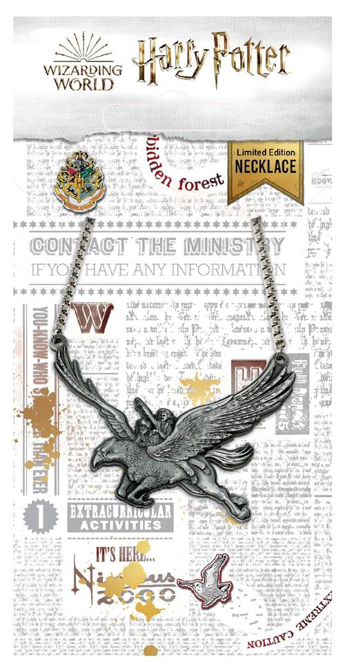 HARRY POTTER - JEWELLERY - HIPPOGRIFF NECKLACE