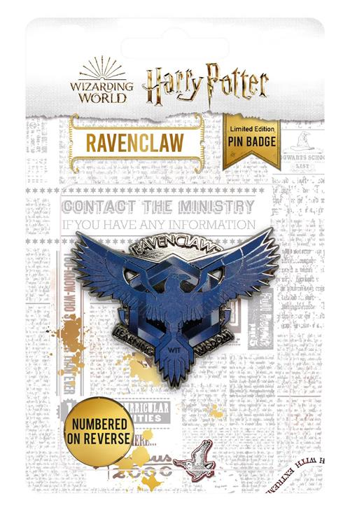 HARRY POTTER - PIN BADGE - RAVENCLAW
