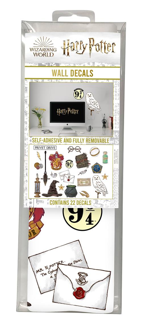 HARRY POTTER - WALL DECALS - HARRY POTTER CHARACTERS